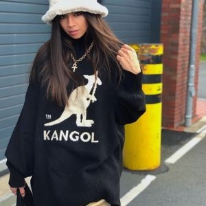 NWT H&M | Kangol x HM Collection Knit Sweater